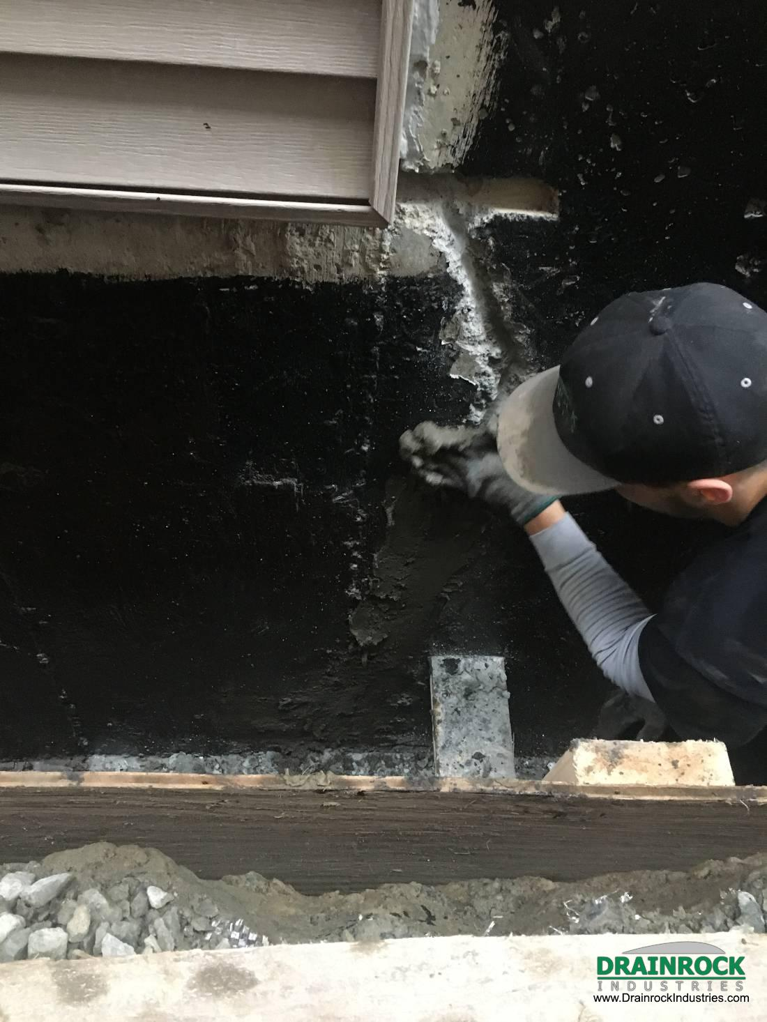 foundation crack repair vancouver